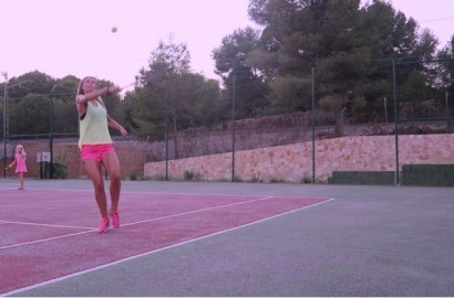 tennis workout
